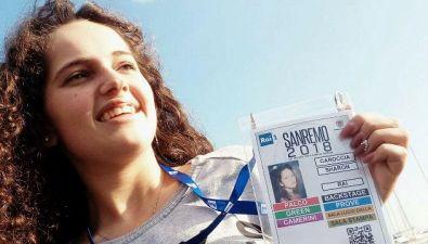 Chi è Sharon Caroccia, concorrente di Sanremo Young