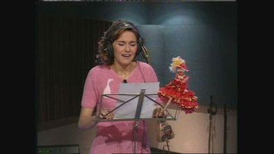 Paola Cortellesi canta il jingle di Magica Trippy a Mai dire Gol