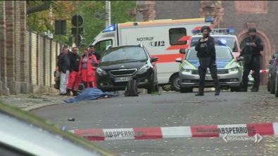 Assalto ala sinagoga, 2 morti