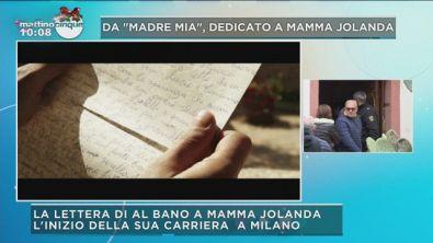 La lettera di Al Bano alla mamma