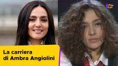 La carriera di Ambra Angiolini