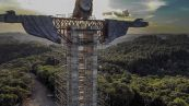 Brasile, una nuova Statua del Cristo più alta di quella di Rio de Janeiro