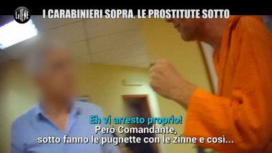 DI SARNO: Napoli: massaggi hot nello stesso palazzo dei carabinieri