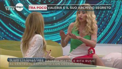GFVIP: Valeria Marini vs Rita Rusic
