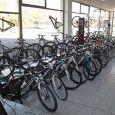 Esposizione bici negozio