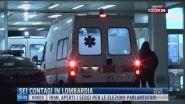 Breaking News delle 17.00 | Sei contagi in Lombardia