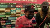 """Giro d'Italia, Bernal nuova maglia rosa: """"Non sapevo di aver vinto"""""""