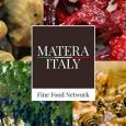 MATERA ITALY alimenti regionali tipici