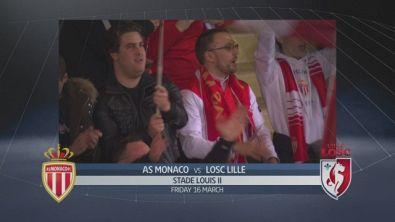 AS Monaco- Losc Lille 2-1