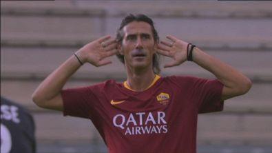 Roma Legends-Nazionale Piloti: 1-0 Delvecchio