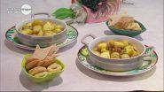 Fantasia di patate e ananas