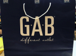 GAB Different Outlet