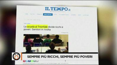 Ricchi e poveri: le discriminazioni della scuola romana