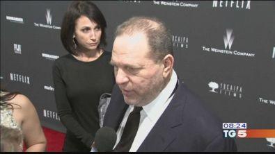 L'ora più buia per Harvey Weinstein