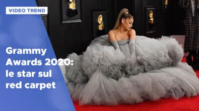 Grammy Awards 2020: le star sul red carpet