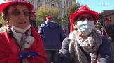 Roma, sindacati in piazza: al via il corteo verso San Giovanni
