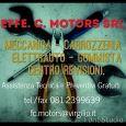 MANUTENZIONE MOTORINI EFFE C. MOTORS