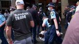 A Sydney e Melbourne rabbia e proteste contro il lockdown