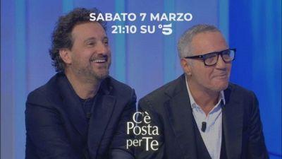 Giorgio Panariello, Leonardo Pieraccioni, Carlo Conti ospiti dell'ottava puntata