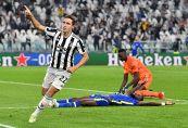 Champions 2021/22 Juventus-Chelsea 1-0