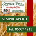 Pizza, Pane e Companatico