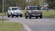 Auto Jaguar e Land Rover per combattere il virus