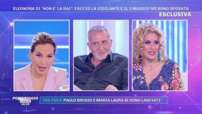 Eleonora Cecere: ''Mi sono sposata''