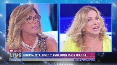 Roberta Beta: dopo 7 anni sono stata tradita