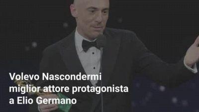 David di Donatello: chi ha vinto gli Oscar italiani