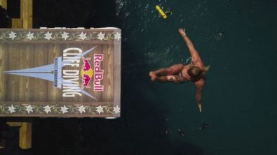 Red Bull Cliff Diving: Hunt e la Richard tornano a vincere a Sisikon