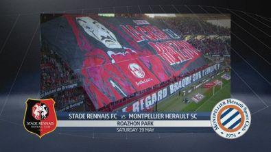 Stade Rennais FC-Montpellier Herault SC 1-1