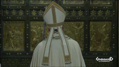"""Teniamo aperta la porta della misericordia"""