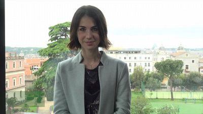 """Michelle Carpente conduce """"Matrimonio a sorpresa in Italia"""""""