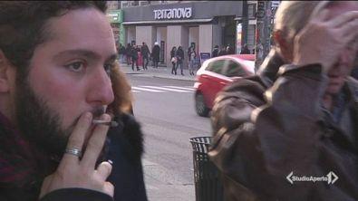 Milano dichiara guerra al fumo