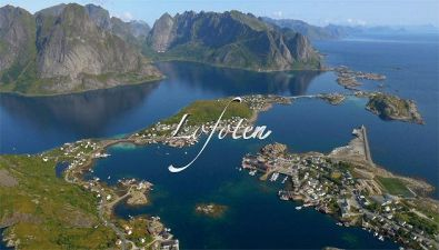Le Lofoten in estate