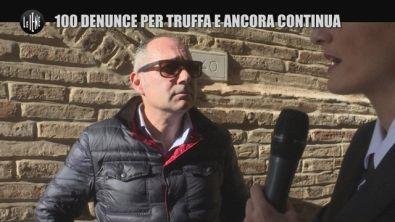CASTELLANO: 100 denunce per truffa e ancora continua