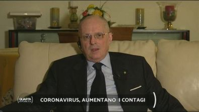 Coronavirus, aumentano i contagi