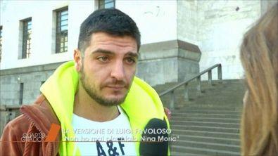 La denuncia di Luigi Mario Favoloso