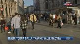 Breaking News delle 21.30 | Italia torna gialla tranne Valle d'Aosta
