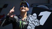 MotoGP, GP Portogallo: Vince Quartararo, Bagnaia show, Marquez 7° al rientro