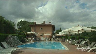 L'hotel Piccolo Borgo a Roma