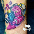 INK LADY TATTOO - tattoo  colori