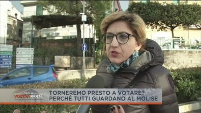 Come voteranno in Molise?