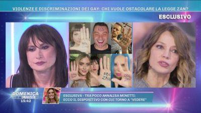 """Elisabetta Gardini: """"La legge Zan introduce discriminazioni e censure"""""""