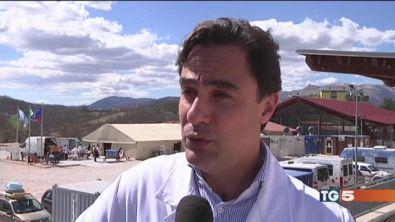 Cardiologi volontari nelle zone del sisma