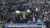 Breaking News delle 16.00 | L'ultimo saluto a Attanasio e Iacovacci