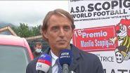 """Mancini: """"La Juve ha più qualità di tutte"""""""