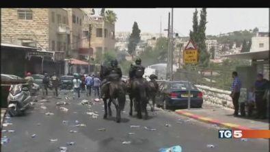 Tensione a Gerusalemme