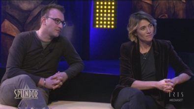 Anna Foglietta e Ciro D'Emilio