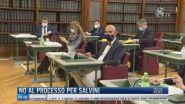 Breaking News delle 14.00   No al processo per Salvini